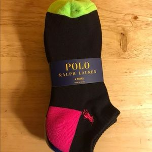 Ralph Lauren 4 pair socks